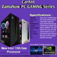 PC GAMING   Intel Core i5-10400F   GTX 1650 SUPER   16GB RAM   NVme