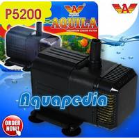 Aquila P5200 Pompa Celup Aquarium/Kolam Submersible Water Pump