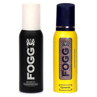Fogg Men Marco Perfume Body Spray +Fogg Men Dynamic Perfume Body Spray