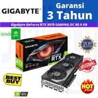 Gigabyte Nvidia Geforce RTX 3070 RTX3070 GAMING OC 8GB GDDR6
