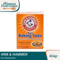 ARM & HAMMER - Pure Baking Soda (454gr) / Soda Kue