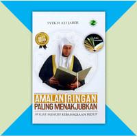 Buku Amalan Ringan Paling Menakjubkan – Syekh Ali Jaber