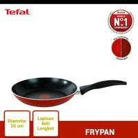 Tefal fry pan cook and clean 20 cm