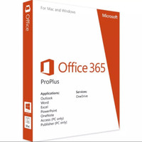 Microsoft office 365 Pro Plus Original [ Win & Mac ]