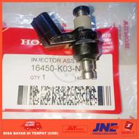 INJECTOR INJEKTOR ASSY HONDA BEAT ESP-SUPRA X 125 FI-SCOOPY-VARIO ESP