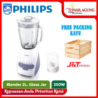 PHILIPS HR 2116 Blender [2L/Dry Mill/Kaca]