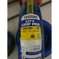 BAN MICHELIN CITY GRIP PRO 90/90-14 TUBLESS
