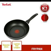 Tefal fry pan 24cm cook n clean