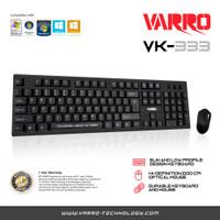 KEYBOARD + MOUSE VARRO VK333