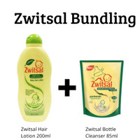 Zwitsal Natural Baby Hair Lotion Aloe Vera 200ml 200 Ml Tub