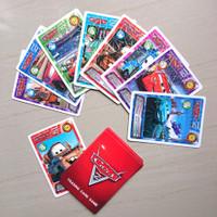 kartu trading card game CAR 3 seri mainan anak