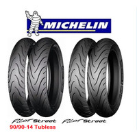 Ban Michelin Pilot Street 90/90-14 Tubless