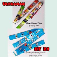 Balon Petung BT21 / Ultraman Dipencet Panjang 70cm