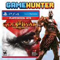PS4 God of War III Remastered / God of War 3 Remastered
