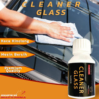 CLEANER GLASS pembersih jamur kaca mobil kerak kaca