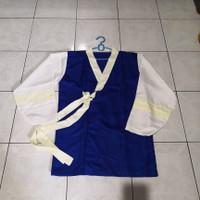 hanbok anak laki laki baju adat tradisional korea hanya atasan nya aja