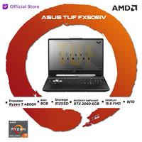 Asus TUF A15 FX506IV R7R6B6T   Ryzen 7 4800H 8GB 512ssd RTX 2060 6GB