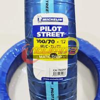 Ban Motor Tubeless Michelin Pilot Street 100/70 - 17 Vixion R15 CB150