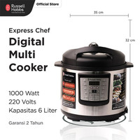 FS - Russell Hobbs Express Chef Digital Multi Cooker