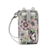Sakroots Wristlet Smartphone Blush In Bloom