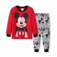 baju tidur anak mickey mouse piyama mickey mouse baju tidur disney