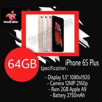 Iphone 6S Plus 64GB Grey Garansi Distributor