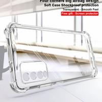 CASE XIAOMI REDMI 9T SOFTCASE CLEAR ORIGINAL HARD SOFT COVER BENING PC