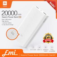 Xiaomi Power Bank 20000mAh Gen2C (ORIGINAL)