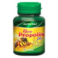 Nutrimax Bee Propolis Plus Bee Pollen - 30 Tablet