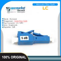 Attenuator LC 5dB Fiber Optic Attenuator LC UPC