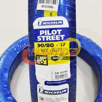Ban Motor Tubeless Michelin Pilot Street 90/80 - 17 Vixion R15 CB150