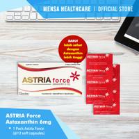 ASTRIA Force Astaxanthin 6mg