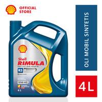 Oli Mesin Mobil Shell Rimula R5E (4L)