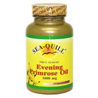 Sea-Quill Evening Primerose Oil 1000mg -50Tablet -Mencegah Nyeri Sendi