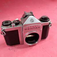 kamera pentax sv analog normal jadul vintage antik lawas kuno rare lan
