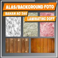 Background Alas Foto Produk Makanan Motif Kayu ukuran A3 Art Karton