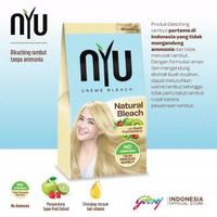 NYU NATURAL BLEACH - NYU CREME HAIR COLOR BLEACHING
