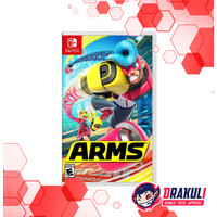 SWITCH ARMS (ENGLISH)