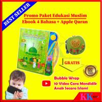 buku pintar elektronik anak edukasi ebook muslim 4 bahasa apple quran - biasa