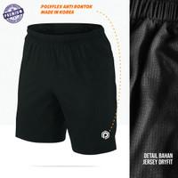 Celana Pendek Pria SPORT POLYGON - Celana Olahraga Running pria
