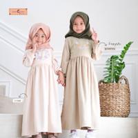 Dress kids Bordir Freyshi by EmmaQueen