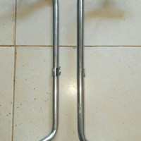 Pipa waterpump Innova Fortuner Hilux Bensin 2004-2011 16268-75110Lokal