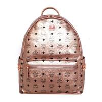 MCM Stark Large Backpack tas ransel ORIGINAL FO ORI AUTHENTIC - A