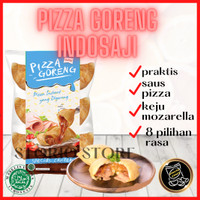 Pizza Piza Goreng Mozarella Indosaji