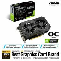 VGA ASUS TUF GAMING GEFORCE GTX 1650 SUPER OC EDITION 4 GB DDR6