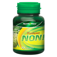 Nutrimax Hawaiian Noni - 60 Kapsul - Obat Diabetes Ekstrak Mengkudu