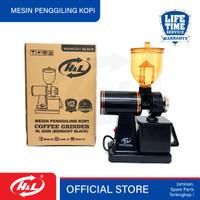 HL Electric Coffee Grinder HL 600N / Mesin Giling Kopi Warna Hitam