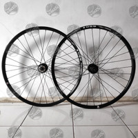 Wheelset 27.5 inch (ETRTO 584) Sepeda MTB Gunung (SPECS CEK DESKRIPSI) - ARAYA 650B
