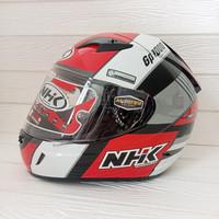 HELM NHK GP1000 SXR BLACK RED NHK GP 1000 NHK GP1K