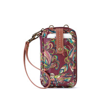 Sakroots Wristlet Smartphone Mulberry Treehouse